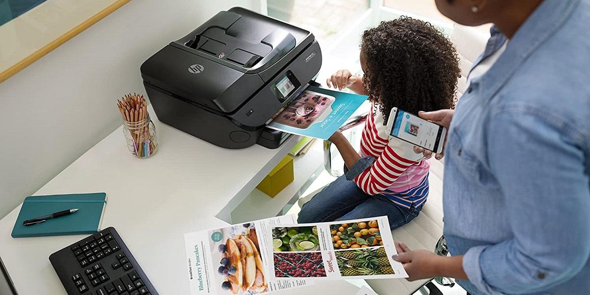Le top des meilleures imprimantes multifonctions et WiFi en 2021 - HP ENVY PHOTO 7830 www.heavybull.com